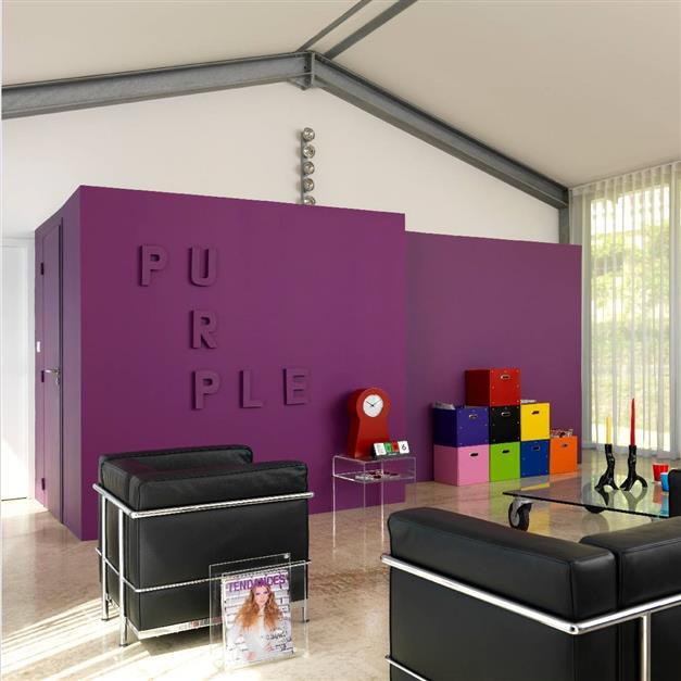 Déco : 50 nuances de violet