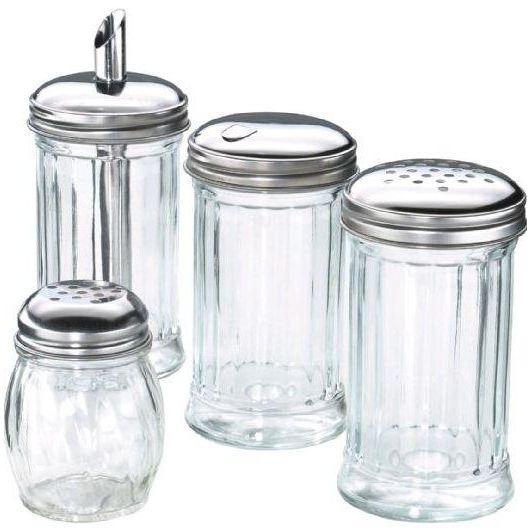 Les saupoudreuses peuvent très facilement se transformer en vase. Source image : Cdiscount.