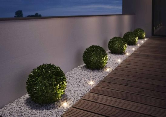 comment illuminer son jardin