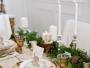 Top 4 Pinterest des idées décoration de table de Noël