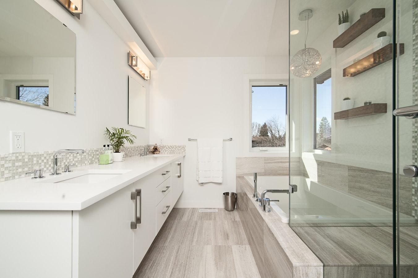 Déco salle de bain : quels matériaux choisir ?