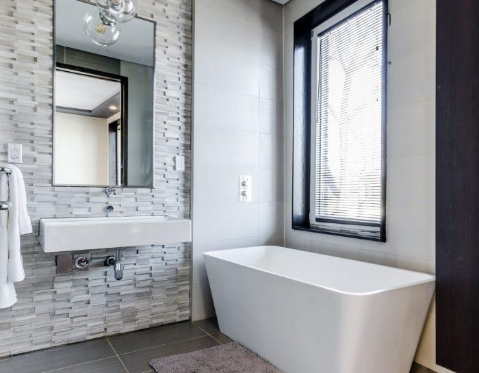 Quel mobilier design dans une salle de bains ?